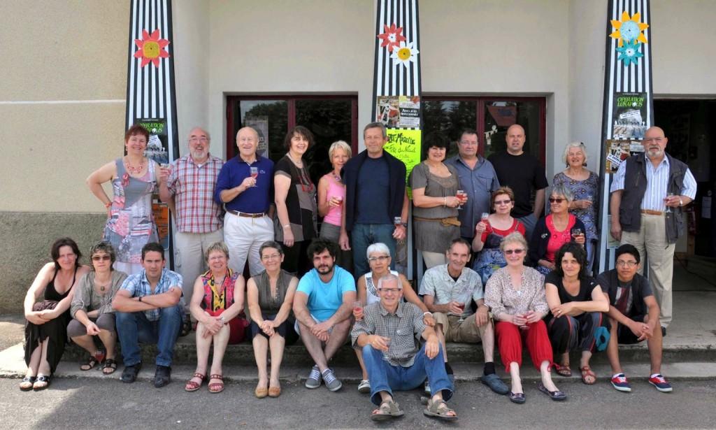 Les bénévoles - Photo Guy Werner